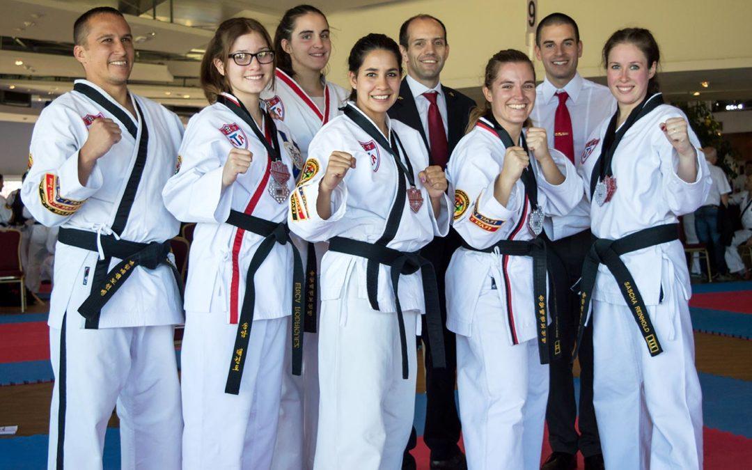 5 beneficios de las artes marciales para adultos