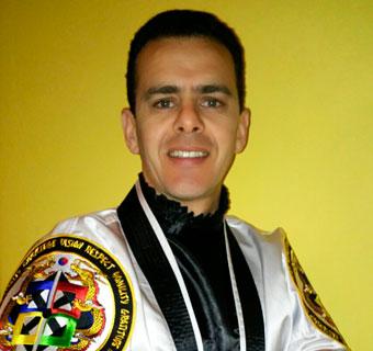 Master Alexis Cabrera