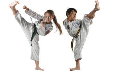 5 beneficios de las artes marciales para niños